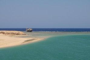 Egypte-Marsa Alam, Hôtel Three Corners Sea Beach 4*