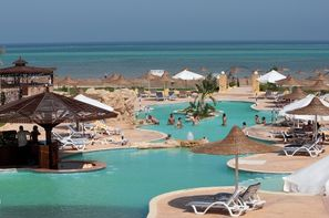 Egypte-Marsa Alam, Hôtel Moon Resort 3*