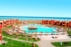 Egypte-Marsa Alam, Hôtel Tulip Magic Resort 4*