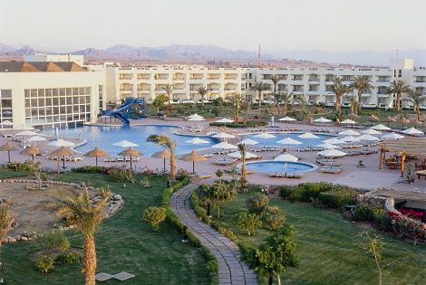 Vue generale de l'hôtel - Oriental Resort Hôtel Oriental Resort5* Sharm El Sheikh Egypte