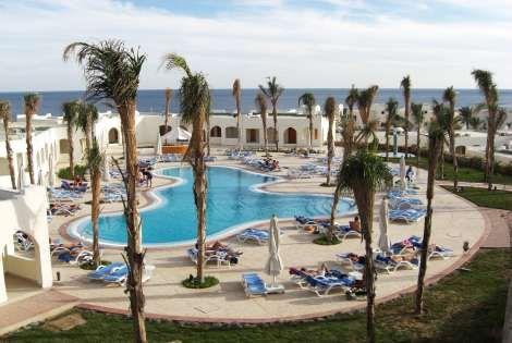 vue aérienne - Calimera Royal Diamond Hôtel Calimera Royal Diamond5* Sharm El Sheikh Egypte