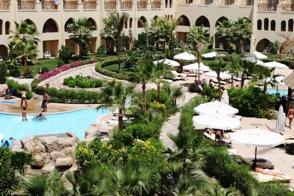 Piscine - Three Corners Palmyra Resort Hôtel Three Corners Palmyra Resort4* Sharm El Sheikh Egypte