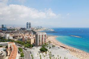 Espagne - Barcelone, Hôtel Attica 21 4*