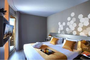 Espagne-Barcelone, Hôtel Citadines Ramblas - Appartement 4 personnes