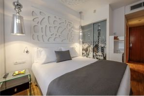 Espagne-Barcelone, Hôtel Evenia Rosselo - VF 4*