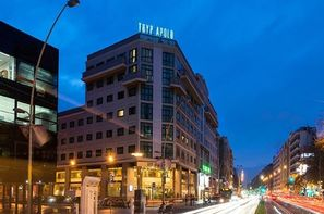 Espagne-Barcelone, Hôtel Tryp Barcelona Apolo 4*
