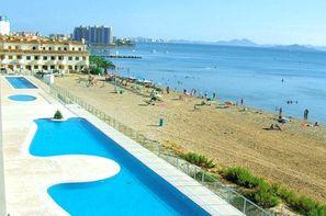 Espagne-La Manga Del Mar Menor, Résidence locative Pierre & Vacances Résidence La Manga Beach