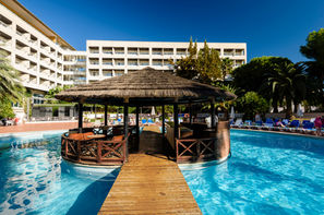 Espagne-La Pineda, Hôtel Estival Park 4*
