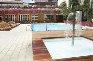 Espagne - Lloret De Mar, Htel Plaza Paris 4*