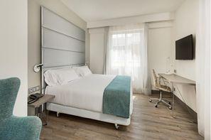 Espagne-Madrid, Hôtel NH - Zurbano 4*