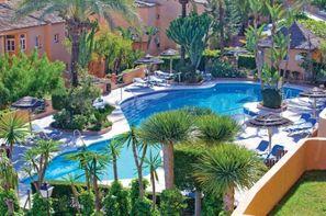 Espagne-Malaga, Hôtel Grangefield Oasis Club 3* sup