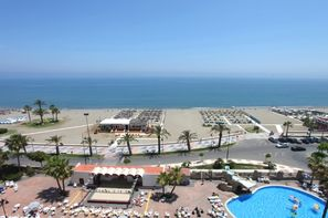 Espagne-Malaga, Hôtel Marconfort Beach Club -VF 4*
