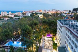 Espagne-Malaga, Hôtel Roc Costa Park 4*