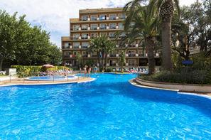 Espagne-Malgrat De Mar, Hôtel Luna Club 4*