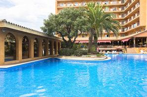 Espagne-Malgrat De Mar, Hôtel Luna Park 3*