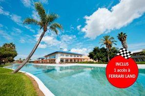 Hôtel Caribe 4* avec accès illimité à PortAventura Park et une entrée à Ferrari Land   - Offre sans transport