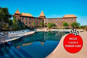 Espagne-Salou, Hôtel Gold River 4* avec accès illimité à PortAventura Park et une entrée à Ferrari Land