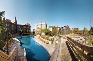 Espagne-Salou, Hôtel Gold River 4*