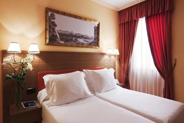 chambre twin - H10 Corregidor Hôtel H10 Corregidor3* Seville Espagne