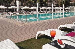 Espagne-Seville, Hôtel Melia Lebreros 4*