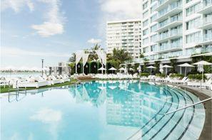 Etats-Unis-Miami, Hôtel Mondrian 4*