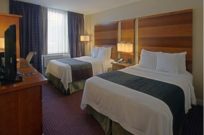 Etats-Unis-New York, Hôtel Fairfield Inn & Suites Central Park 4*