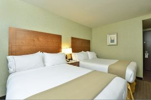 Etats-Unis-New York, Hôtel Holiday Inn Express Midtown West 3*