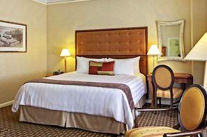 Etats-Unis - New York, Hôtel Métro - Chambre premier queen