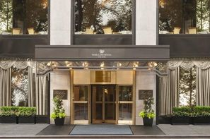 Etats-Unis-New York, Hôtel Park Lane 4*
