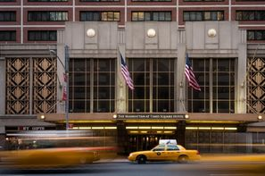 Etats-Unis-New York, Hôtel The Manhattan at Times Square 4*