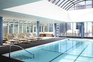 Etats-Unis-New York, Hôtel Le Parker Meridien 4*