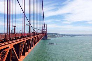 Etats-Unis-San Francisco, Hôtel Mini Séjour Découverte San Francisco 3*