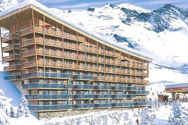 hotel chalet des neiges la source des arcs arc 2000 alpes promovacances