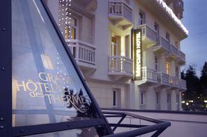 France Alpes-Brides les Bains, Hôtel Le Grand Hôtel des Thermes 4*