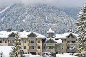 France Alpes-Chamonix, Résidence avec services Pierre & Vacances Premium La Ginabelle
