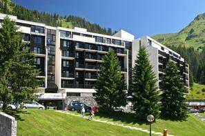 France Alpes-Cluses, Résidence avec services Pierre & Vacances La Forêt