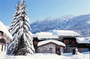 France Alpes-Courchevel, Résidence avec services Maeva Planchamp et Mottet