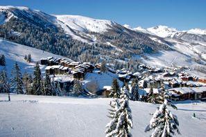 France Alpes-Courchevel, Résidence avec services Maeva Les Chalets de Valmorel