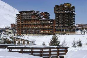 France Alpes - L'Alpe d'Huez, Résidence avec services Pierre & Vacances L'Ours Blanc