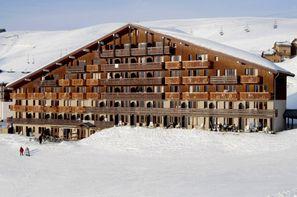 France Alpes-La Plagne, Résidence avec services Pierre & Vacances Le Mont Soleil