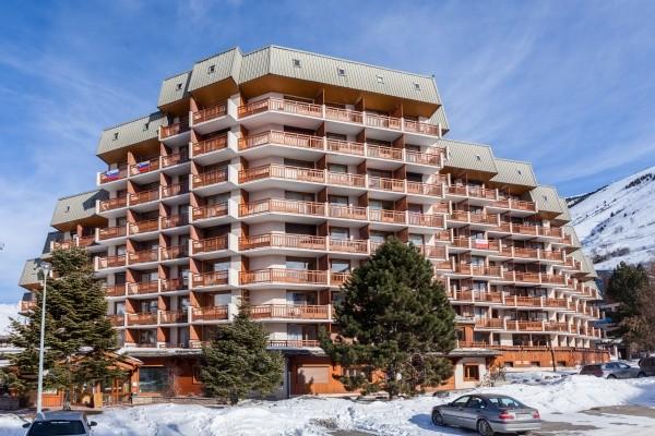 Facade extérieure - Meijotel Dizaines Résidences/Appartements de particuliers Meijotel Dizaines Les 2 Alpes France Alpes
