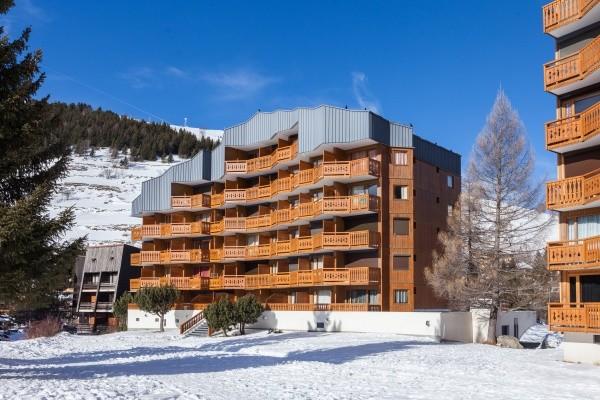 facade - Plein Sud A Résidences/Appartements de particuliers Plein Sud A Les 2 Alpes France Alpes