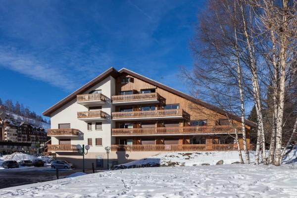 facade résidence - St Christophe Résidences/Appartements de particuliers St Christophe Les 2 Alpes France Alpes