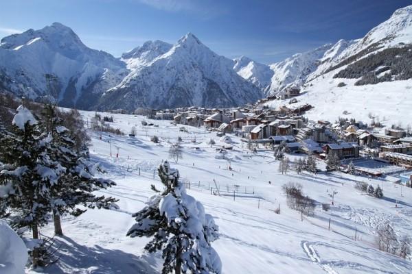 Les 2 Alpes station - Andromede Résidences/Appartements de particuliers Andromede Les 2 Alpes France Alpes