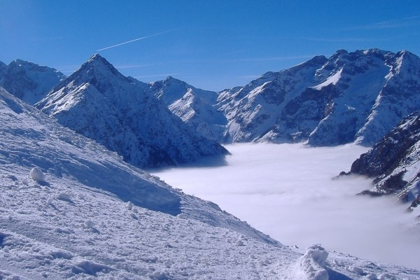 vue - L'Edelweiss Résidence avec services L'Edelweiss Les 2 Alpes France Alpes