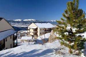 France Alpes-Les Angles, Résidence avec services Mille Soleils