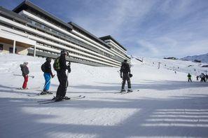 France Alpes-Les Menuires, Résidence avec services Soleil Vacances