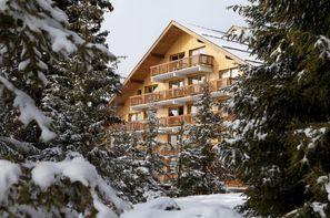 France Alpes-Meribel, Résidence avec services Maeva Le Golf