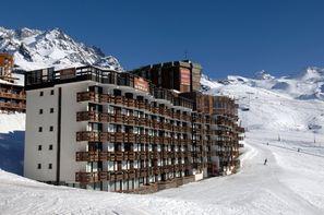 France Alpes-Moutier, Résidence avec services Tourotel