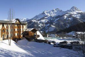 France Alpes - Pra Loup, Hôtel Les Bergers Resort - hiver